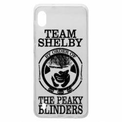 Чохол для Samsung A10 Team Shelby the Peaky Blinders