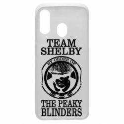 Чохол для Samsung A40 Team Shelby the Peaky Blinders
