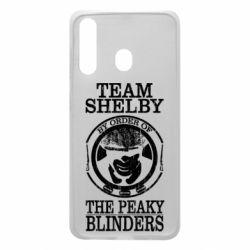 Чохол для Samsung A60 Team Shelby the Peaky Blinders