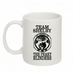 Кружка 320ml Team Shelby the Peaky Blinders