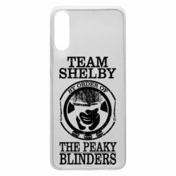 Чохол для Samsung A70 Team Shelby the Peaky Blinders