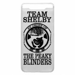 Чохол для Samsung A80 Team Shelby the Peaky Blinders