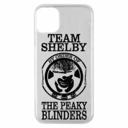 Чохол для iPhone 11 Pro Team Shelby the Peaky Blinders