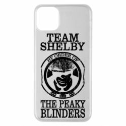 Чохол для iPhone 11 Pro Max Team Shelby the Peaky Blinders