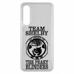 Чохол для Xiaomi Mi9 SE Team Shelby the Peaky Blinders