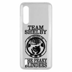 Чохол для Xiaomi Mi9 Lite Team Shelby the Peaky Blinders