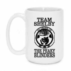 Кружка 420ml Team Shelby the Peaky Blinders