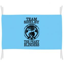 Прапор Team Shelby the Peaky Blinders