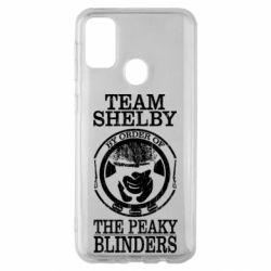 Чохол для Samsung M30s Team Shelby the Peaky Blinders