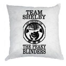 Подушка Team Shelby the Peaky Blinders