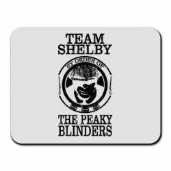 Килимок для миші Team Shelby the Peaky Blinders