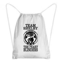 Рюкзак-мішок Team Shelby the Peaky Blinders