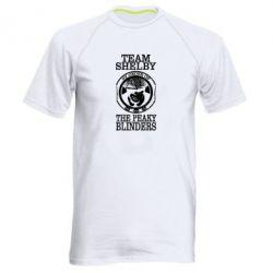 Чоловіча спортивна футболка Team Shelby the Peaky Blinders