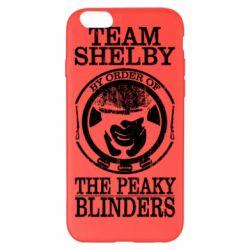 Чохол для iPhone 6 Plus/6S Plus Team Shelby the Peaky Blinders