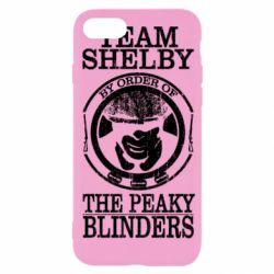 Чохол для iPhone 7 Team Shelby the Peaky Blinders
