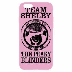Чохол для iPhone 6/6S Team Shelby the Peaky Blinders