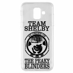 Чохол для Samsung A6 2018 Team Shelby the Peaky Blinders