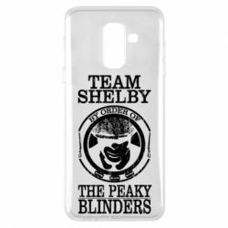 Чохол для Samsung A6+ 2018 Team Shelby the Peaky Blinders