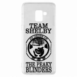 Чохол для Samsung A8+ 2018 Team Shelby the Peaky Blinders