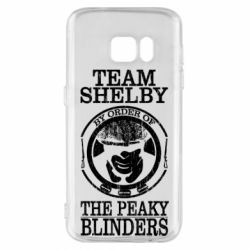 Чохол для Samsung S7 Team Shelby the Peaky Blinders