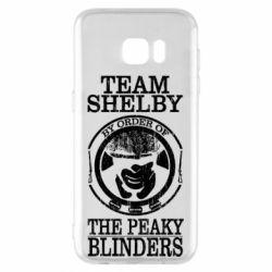 Чохол для Samsung S7 EDGE Team Shelby the Peaky Blinders