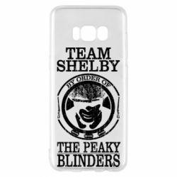 Чохол для Samsung S8 Team Shelby the Peaky Blinders