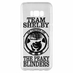 Чохол для Samsung S8+ Team Shelby the Peaky Blinders
