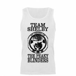 Майка чоловіча Team Shelby the Peaky Blinders