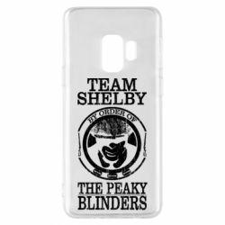 Чохол для Samsung S9 Team Shelby the Peaky Blinders
