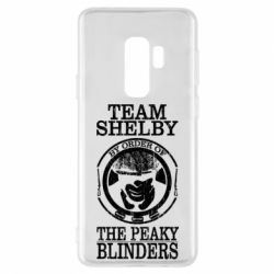 Чохол для Samsung S9+ Team Shelby the Peaky Blinders