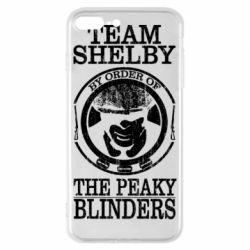 Чохол для iPhone 8 Plus Team Shelby the Peaky Blinders