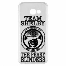 Чохол для Samsung A5 2017 Team Shelby the Peaky Blinders
