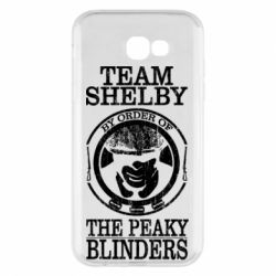 Чохол для Samsung A7 2017 Team Shelby the Peaky Blinders