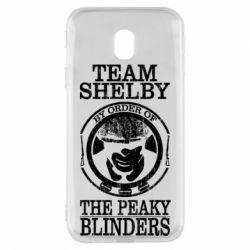 Чохол для Samsung J3 2017 Team Shelby the Peaky Blinders