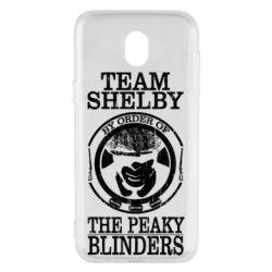 Чохол для Samsung J5 2017 Team Shelby the Peaky Blinders