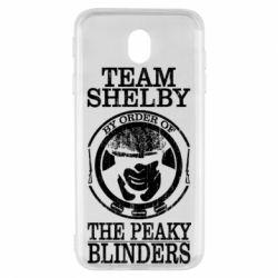 Чохол для Samsung J7 2017 Team Shelby the Peaky Blinders