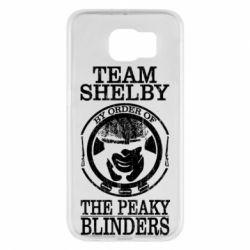 Чохол для Samsung S6 Team Shelby the Peaky Blinders