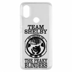 Чохол для Xiaomi Mi A2 Team Shelby the Peaky Blinders