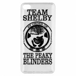 Чохол для Xiaomi Mi 5s Team Shelby the Peaky Blinders