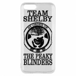 Чохол для Xiaomi Mi6 Team Shelby the Peaky Blinders