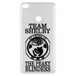 Чохол для Xiaomi Mi Max 2 Team Shelby the Peaky Blinders