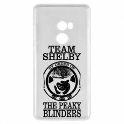 Чохол для Xiaomi Mi Mix 2 Team Shelby the Peaky Blinders