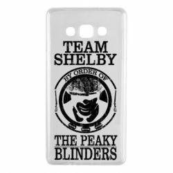 Чохол для Samsung A7 2015 Team Shelby the Peaky Blinders