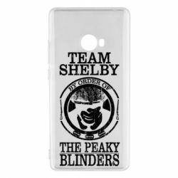 Чохол для Xiaomi Mi Note 2 Team Shelby the Peaky Blinders