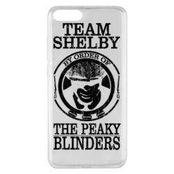 Чохол для Xiaomi Mi Note 3 Team Shelby the Peaky Blinders