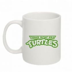 Кружка 320ml Teenage mutant ninja turtles - FatLine