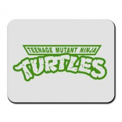 Коврик для мыши Teenage mutant ninja turtles