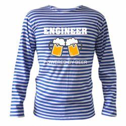 Тільник з довгим рукавом Engineer Powered By Beer