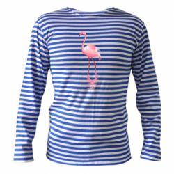 Тільник з довгим рукавом Фламинго