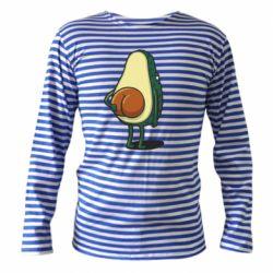 Тільник з довгим рукавом Funny avocado